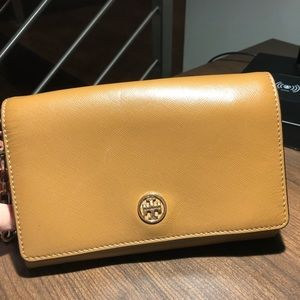 Tory Burch Chain Wallet
